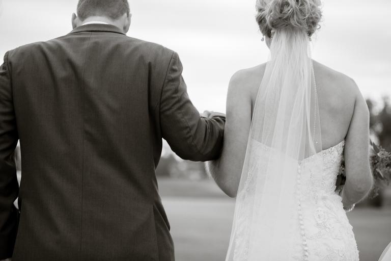 bride and groom wichita photography