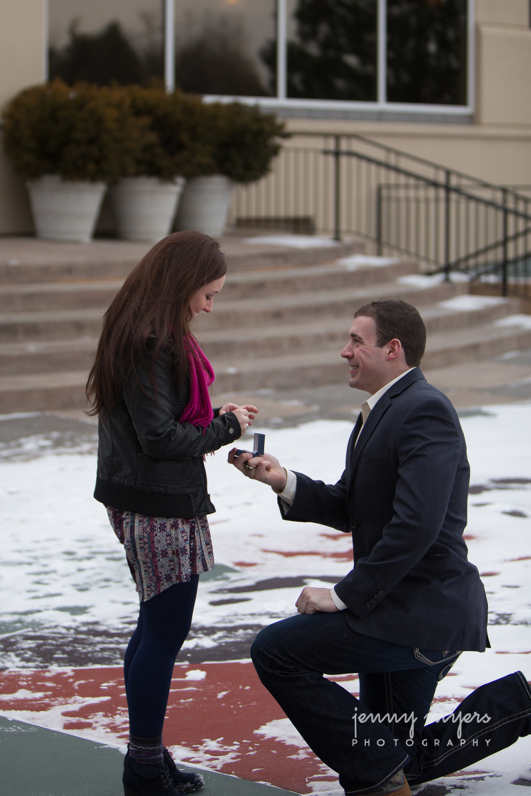 proposal photography wichita