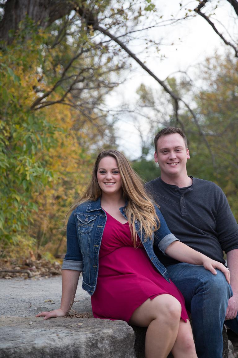 Engagement Photography at Oak Park