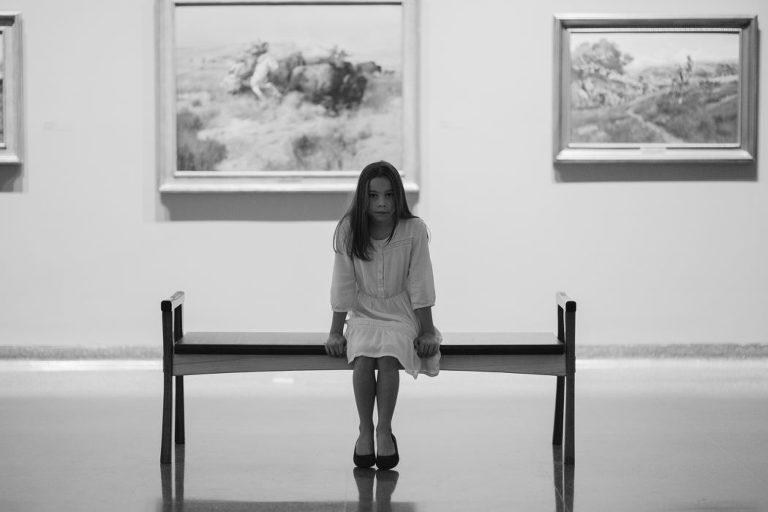 portraits at the wichita art museum
