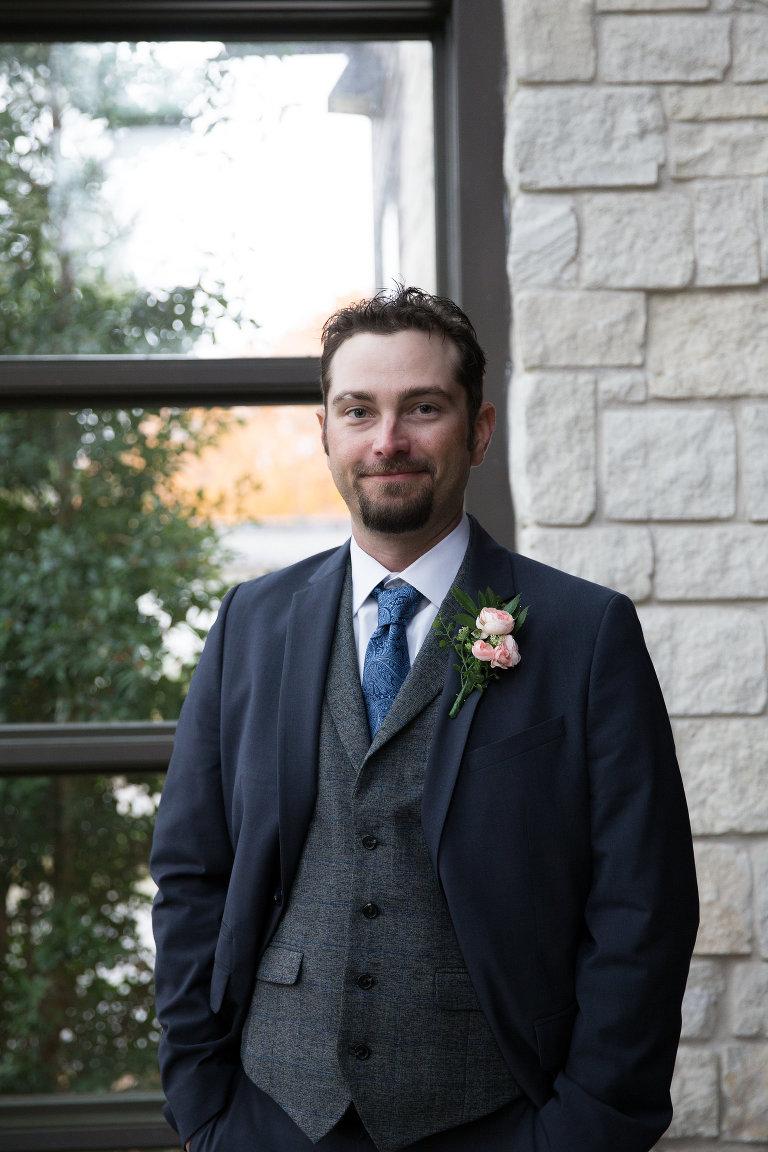 groom at botanica wichita
