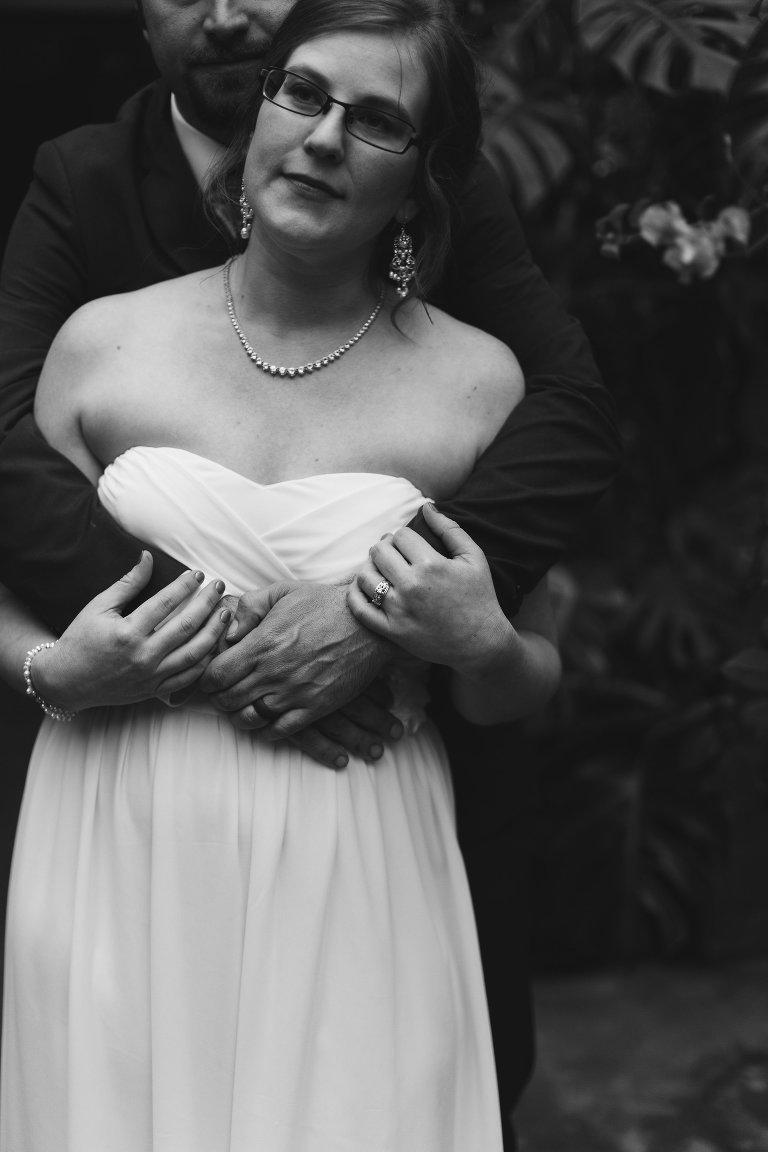 bride and groom wichita kansas wedding photography
